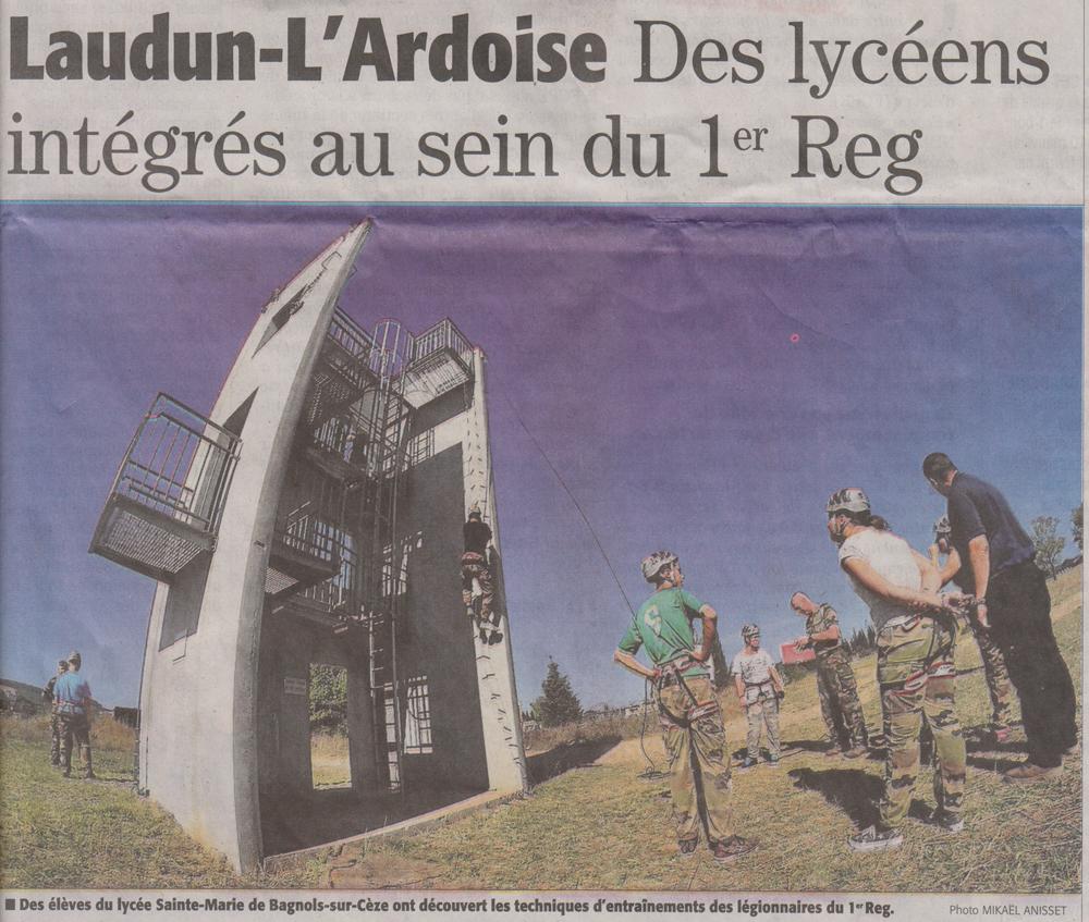 laudun-lardoise-des-lyceens-integres-au-sein-du-1er-reg