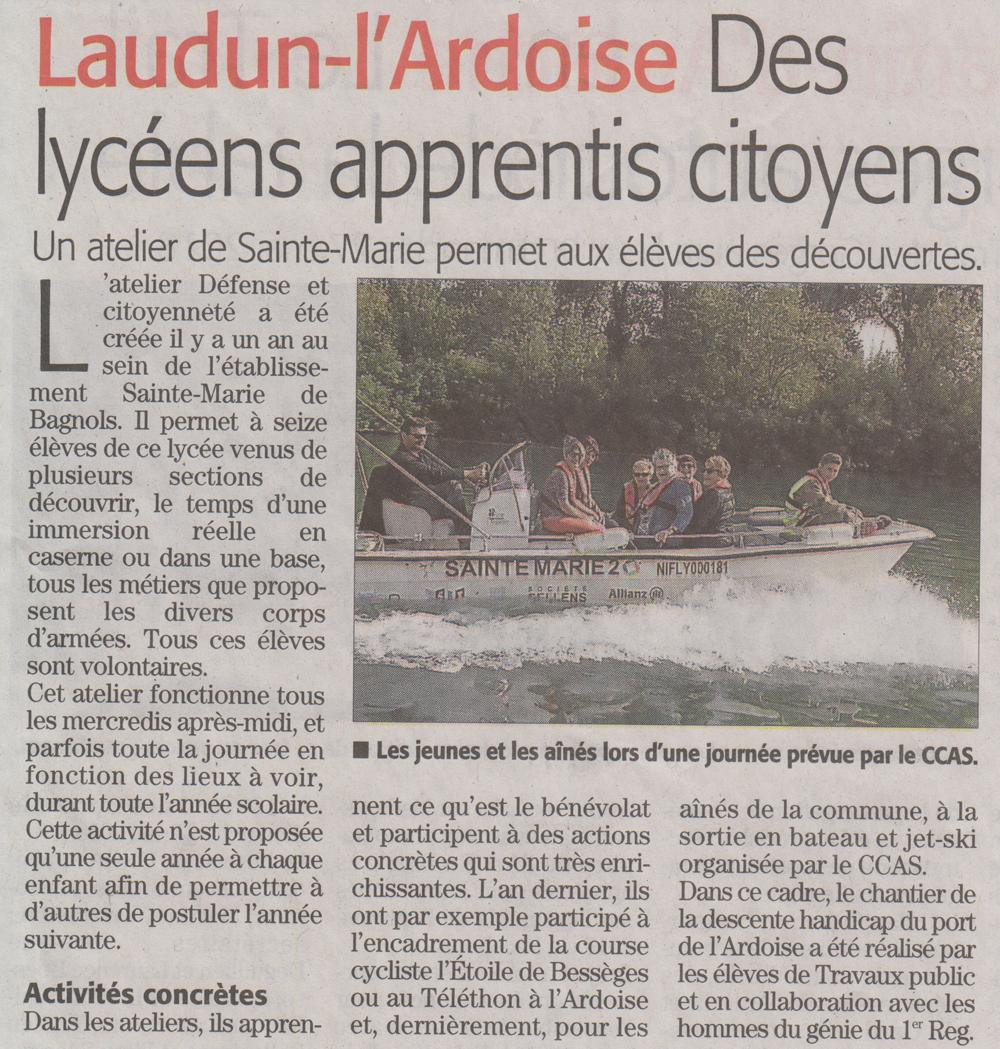 Laudun-l'Ardoise-des-lycéens-apprentis-citoyens